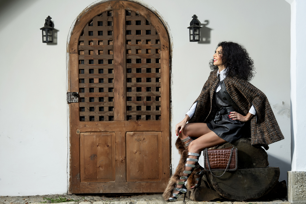 Simona Nicorina Burcea the warmest boots