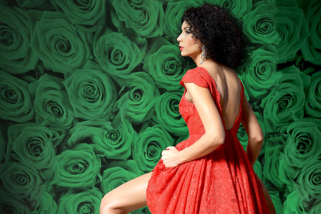 Simona Nicorina Burcea Give life to your dress!