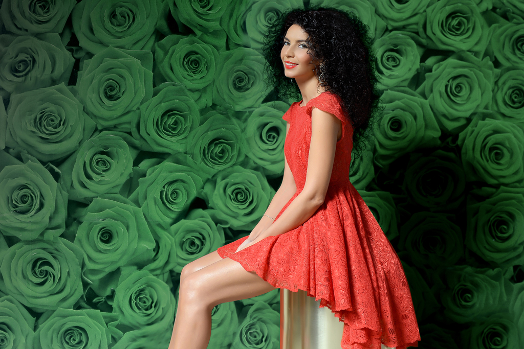 Simona Nicorina Burcea Live your dreams