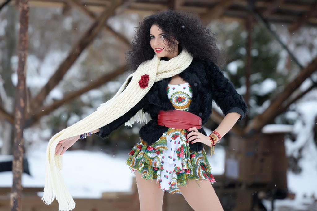 Simona Nicorina Burcea Gipsy is Ah!!!