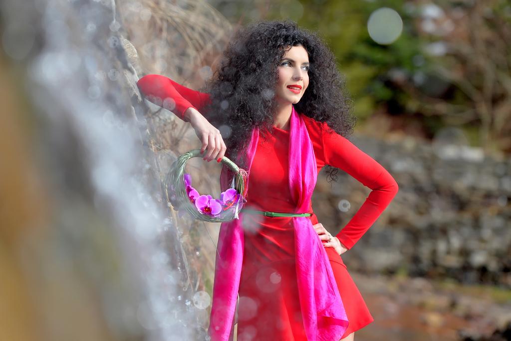 Simona Nicorina Burcea Refreshing outfit