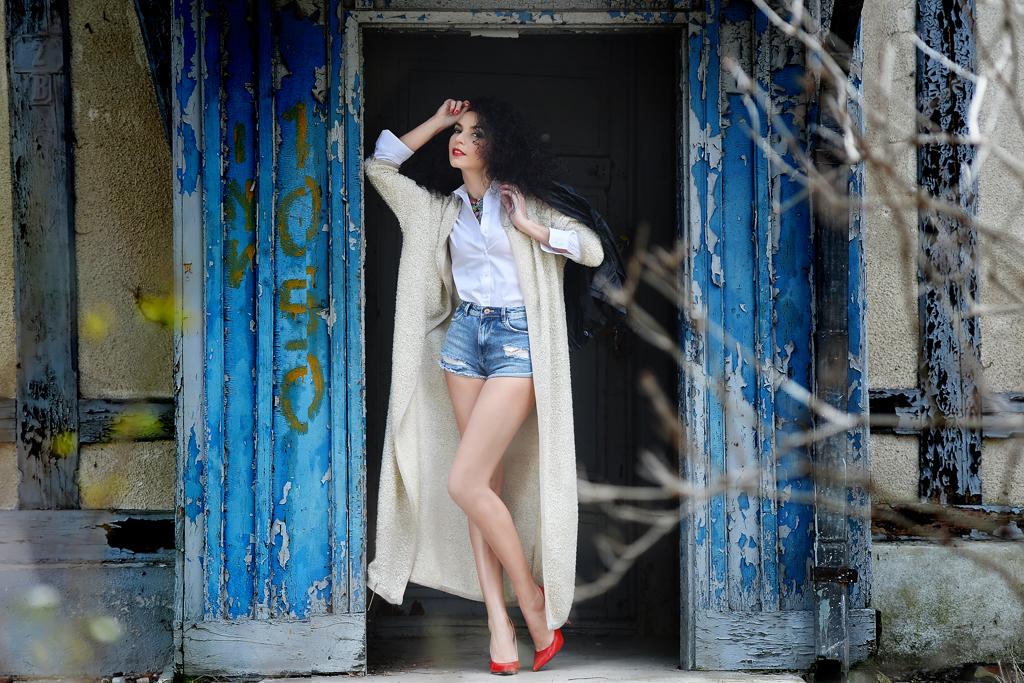 Simona Nicorina Burcea J'adore l'air de printemps!