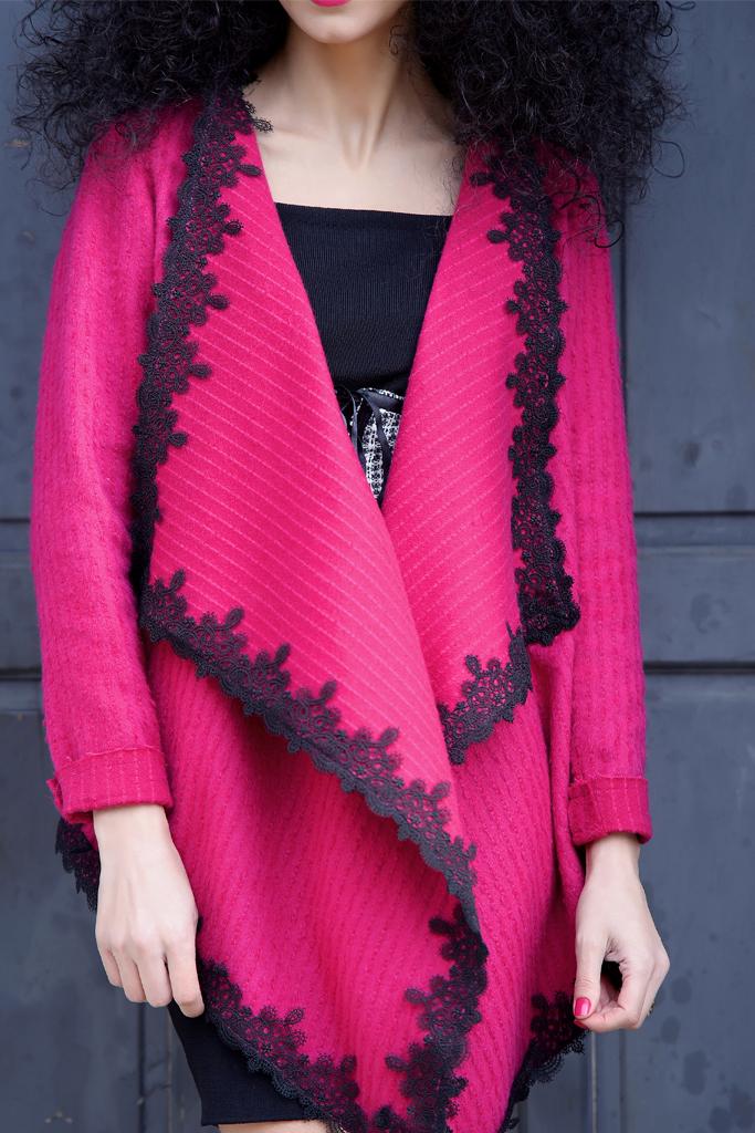 Simonity Roxet Style & Fashion coat