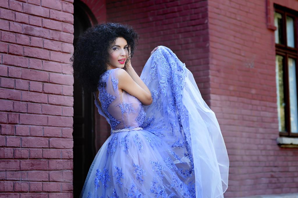 Simonity Tulle lace fairy tale