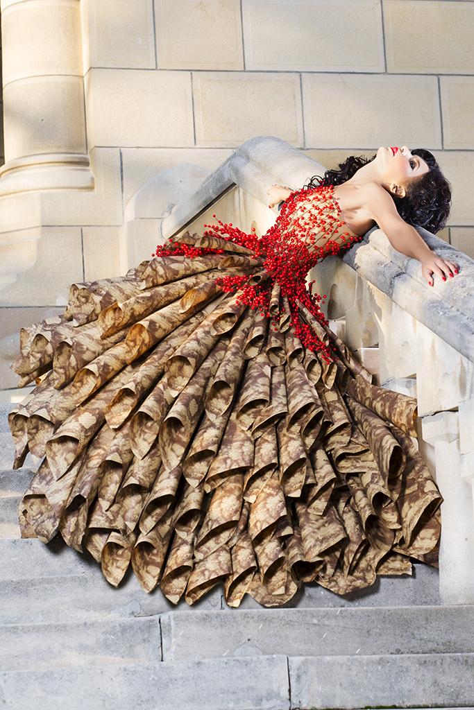 Simonity Fashion Fantasy Dress