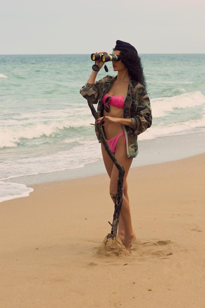 Simonity Army Summer Beach