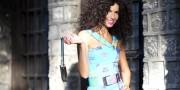 Simonity Versace dress