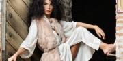Simona Nicorina Burcea delicate dress